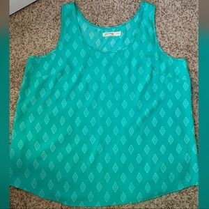 2XL Faded Glory Tank Top